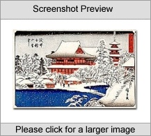 Hiroshige Art Collection Product